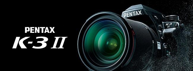 Nový Pentax K-3 II
